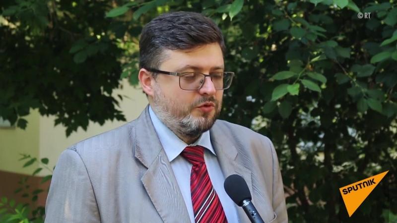 Адвокат Вышинского Кирилл держится молодцом