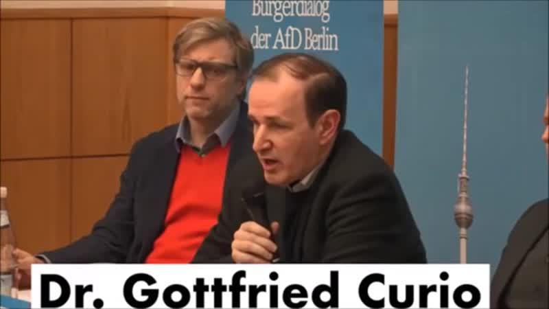 Ist AKK rechts- - Dr- Gottfried Curio