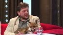 3. Petr Slaba a liška Mína - Show Jana Krause 9. 3. 2016
