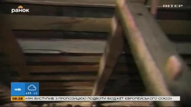 Унікальна знахідка що приховують стіни сільської школи Ранок з Інтером