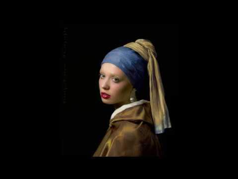 Девушка с жемчужной серёжкой. Бекстейдж