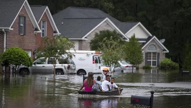 Местоположение данной собственности и уровень риска наводнения