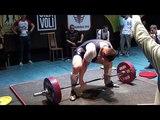 Давыдов Александр (тяга 270 кг.)
