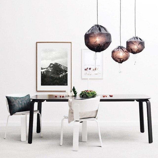 Kuu Lamp - дизайнерский светильник от бренда Hem