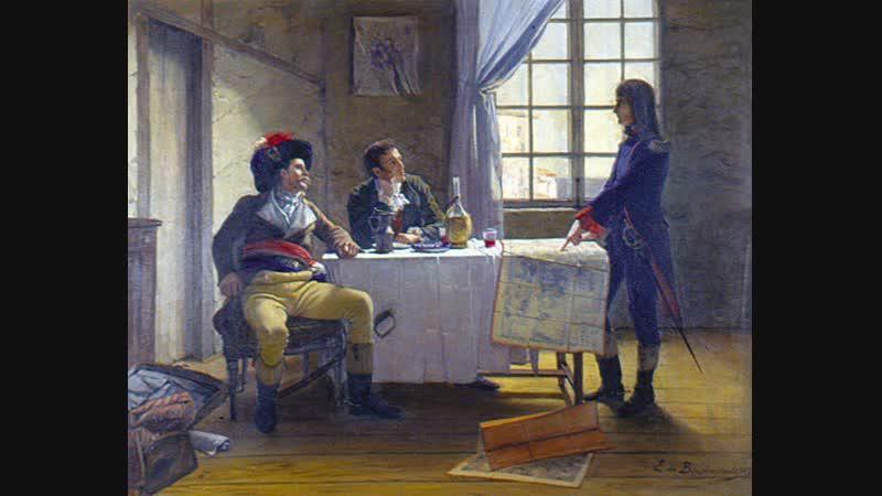Историческая игра Французская революция - Дети революции Рождение звезды (осада Наполеоном Тулона)
