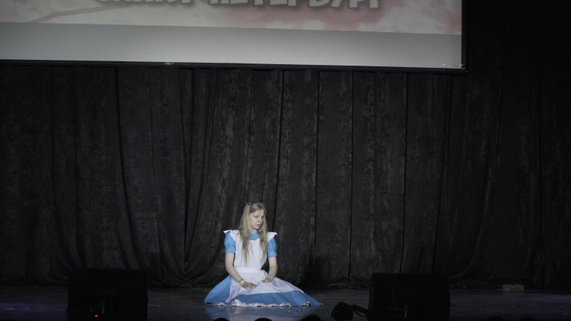 Mrs_Glasner - Алиса в стране чудес