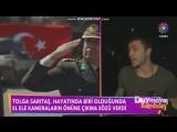 Толга в репортаже Duymayan Kalmasın 11.04.2018