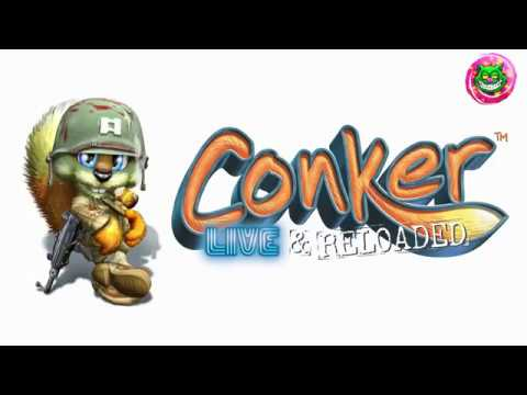 VideoЗахват 07 - Conker live and reloaded