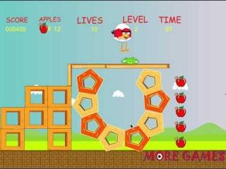 Ангри Берс Яйцо приключения (Angry Birds Egg Runaway)