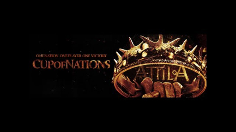 Total War Attila Cup of Nations: C3NTURION BiA vs Dark Admiral VM