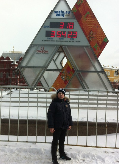 Даниил Афонин, 16 апреля , Чаплыгин, id171204591