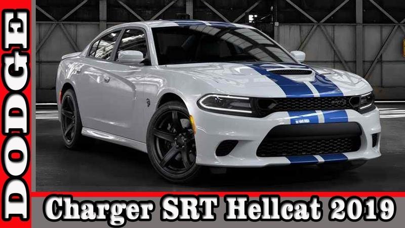 Додж Чарджер SRT Hellcat 2019 | Dodge Charger SRT Hellcat 2019 - Обзор от AUTO WORLD. RU