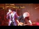 Queen and Adam Lambert Fat Bottom Girls Vegas 21-9-2018