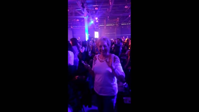 Выступление Мити Фомина в Крокус Сити Холл