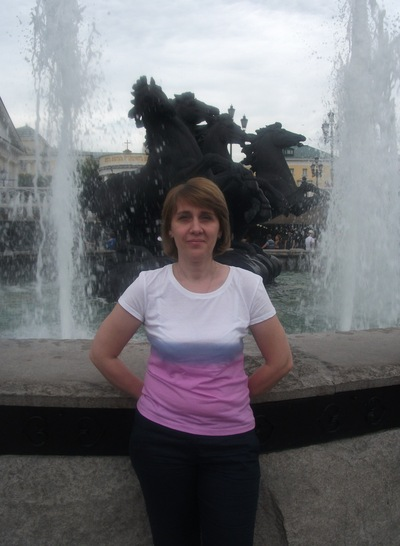Анастасия Матвеичева, 13 августа 1969, Стерлитамак, id193499045