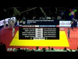 European Club Championships. Golden League Grozny 2016. YWARA NEVA (Russia)  SAGAREDJO (Georgia)