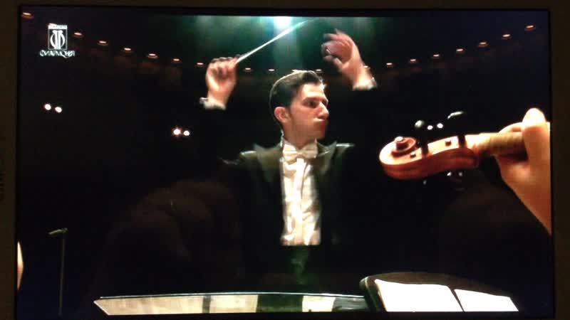 Ночной концерт Московской филармонии «Мама, я меломан» Москва, Концертный зал им. Чайковского. рнмсо