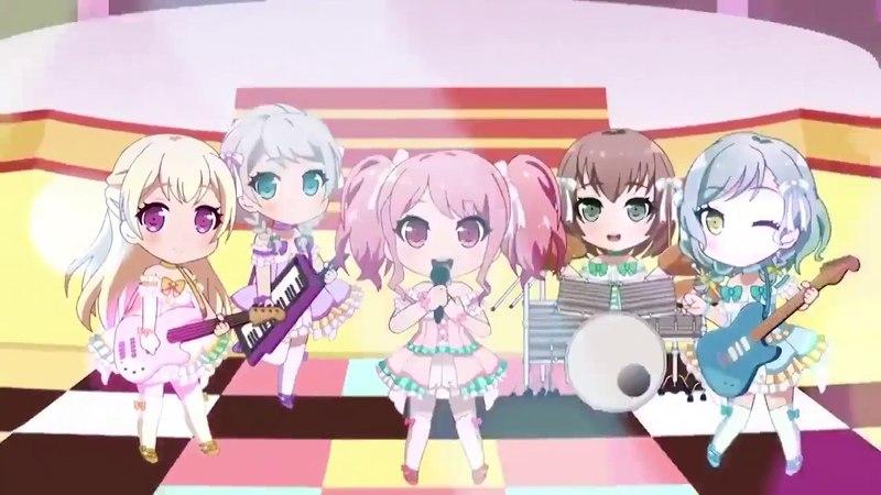BanG Dream! Pastel Life Opening Theme