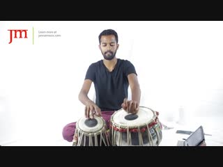Udemy - Beginner Step by Step Keharwa Theka Tabla Course