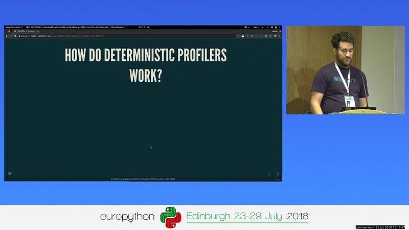 Let's Build a Python Profiler in 25 LOC – Noam Elfanbaum