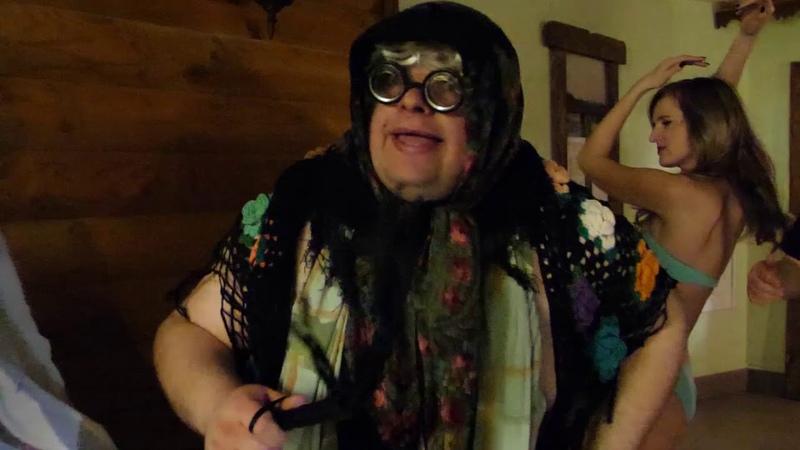 Бабуля Коляновна ошиблась дверью ржач тусня бабуляжжет