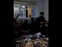 Turkmen Oglanlar Gulnara, sowgat et, garasdym aydymlary gitarada