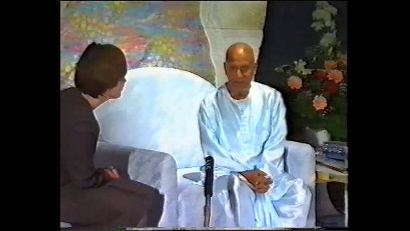 Передача о Шри Чинмое Дорогой Мира в программе Пилигрим Росийского Бюро Путешествий