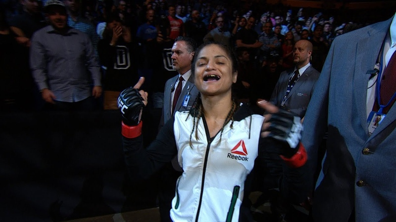Fight Night Buenos Aires Cynthia Calvillo I'm Back to Make a Statement