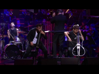 2CELLOS вживую исполнили Back In Black Live at Sydney Opera House