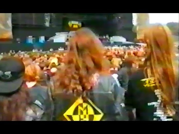 Machine Head - Castle Donington 26.08.1995 Monsters Of Rock (audience recording)
