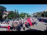 Бессмертный полк в Софии объединил свыше двух тысяч участников российских соотечественников и болгарских граждан