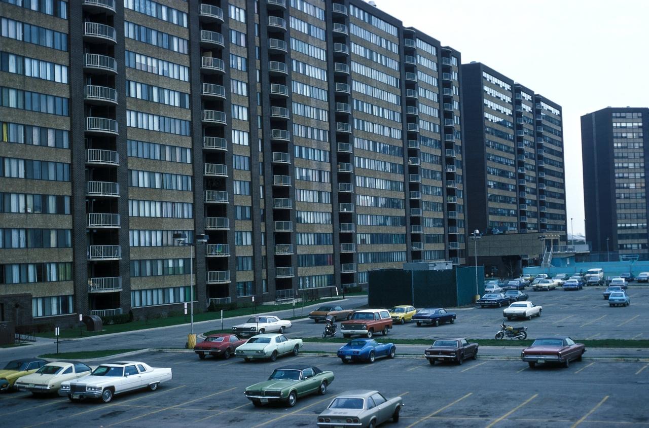 Чикаго, Норвуд-парк, 1977 год
