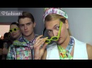 Ellus Second Floor Spring/Summer 2014 BACKSTAGE   Fashion Rio   FashionTV