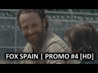 Ходячие Мертвецы | The Walking Dead - 4 Сезон 1 серия Промо | Fox HD