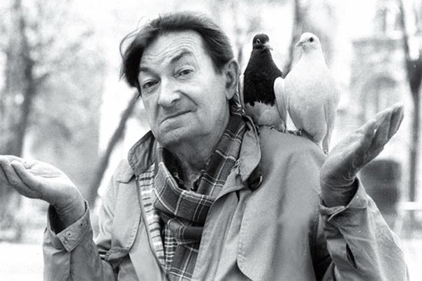 Георгий Вицин: «Не суетитесь, жизнь отнимает у людей страшно много времени»