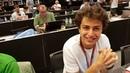Абу Даби 5 Кабина паддок пресса коллеги наши КубИца