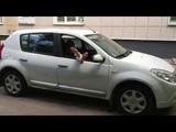 Нападение в авто. Щекотка (второй проморолик) / Tickle atack in the car (second promo)