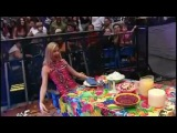 Trish Stratus vs Stacy Keibler - Gravy Bowl Match