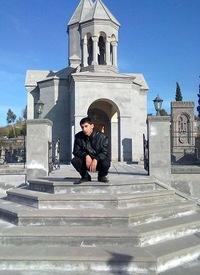 Martik Gishyan, 15 октября 1995, Доброполье, id202390327