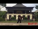 戴氏心意拳国家级非物质文化遗产传承人穆金桥先生演练的心意拳单式