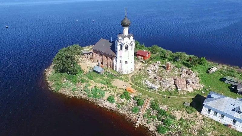 Остров Спас Каменный