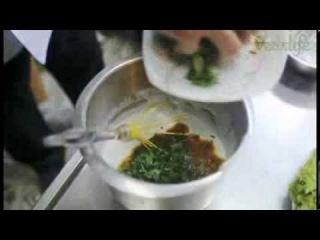 Аннада дас. Вкусное вегетарианство. Пакоры (овощи в кляре) - рецепт приготовления