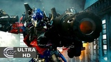 Autobots vs. Decepticons 'Forest Battle' Scene Transformers Revenge of the Fallen (2009) CLIP