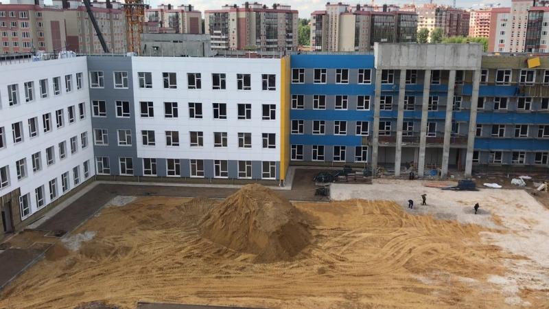 Школа ч.2 в ЖК Государев дом
