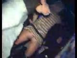 sexwife в ночном клубе