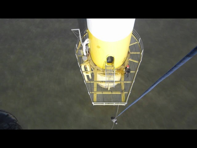Actsafe Ascender in offshore operation