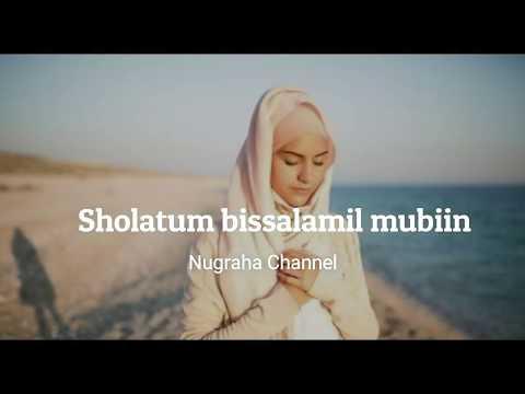Lirik dan Arti Sholatum Bissalamil Mubiin. | Ceng Zam zam