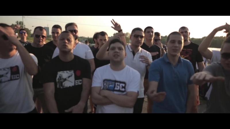 Beogradski sindikat - Neuništivi / Mozak   Београдски Синдикат - Неуништиви / Мозак ( HD 1080 serbian rap)