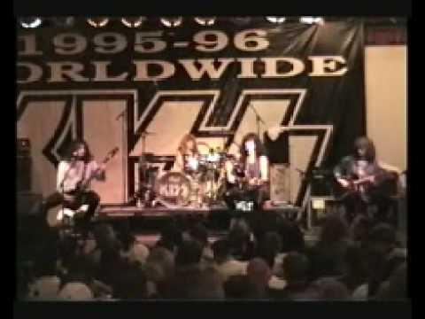 Kiss Shandi Convention Tour 1995