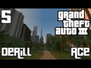 Grand Theft Auto 3 w/ Ace & DerilL ч5   GTA1 и GTA 2, милота ^_^ (gamesroomtv)